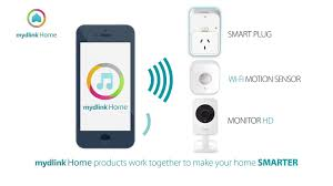 make your home smart with d link smart devices youtube
