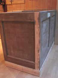 kitchen island base kitchen island base only ideas including diy from stock cabinets