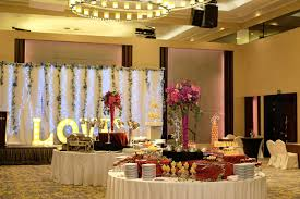 wedding backdrop design singapore carlton hotel singapore wedding showcase 2016 singaporebrides