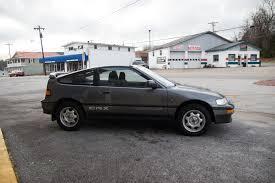 1990 honda crx si roadtrip motorcars