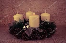 advent wreath candles advent wreath with candles stock photo katarinagondova 130113256