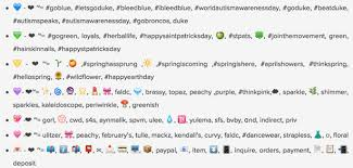 what each color means what does each emoji heart mean instagram breaks it down for us