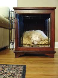 Diy End Table Dog Crate by 23 Best Dog Crate End Table Images On Pinterest Dog Crate End