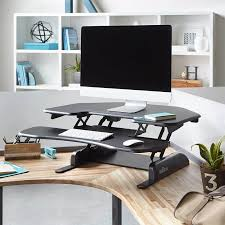 Height Adjustable Standing Desk by Height Adjustable Standing Desks Varidesk Sit To Stand Desks