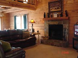 log home furniture and decor cabin living room ideas