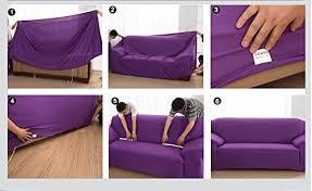 protection pour canapé enzer housse de canapé salon couverture fleurs oiseau extensible