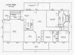 ranch style floor plans open five advantages of open concept ranch floor plans and how