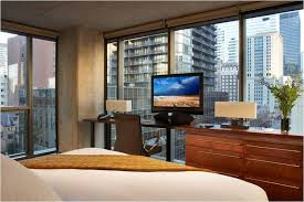 Two Bedroom Hotel Suites In Chicago 10 Hotel Rooms With The Best Views In Chicago
