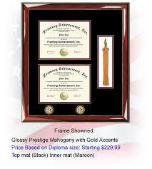 diploma frame size diploma frame medallion tassel degree