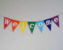 Welcome Baby Home Decorations Welcome Home Baby Etsy