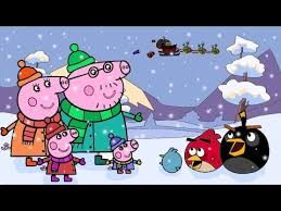 coloring angry birds peppa pig coloring angry birds peppa