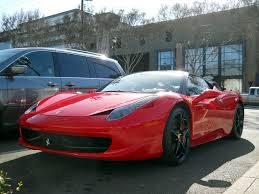 458 spider roof 458 italia with black roof and black wheels