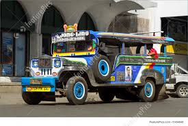 philippines jeepney vector colorful filipino jeepney picture