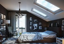 uncategorized attic bathroom ideas vaulted ceiling design