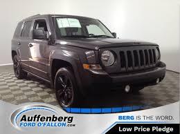 price of a jeep patriot used 2017 jeep patriot latitude suv o fallon il st clair