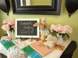 the mathews family happenings a vintage baby shower the details
