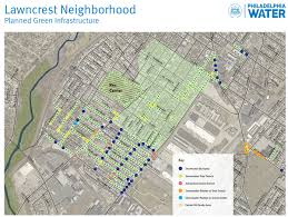 lawncrest residents get update on one of philly u0027s biggest green