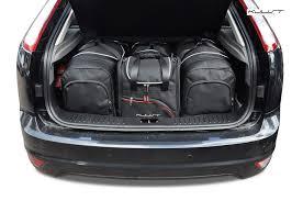 si e auto sport kjust ford focus hatchback 2004 2011 car bags set 4 pcs select