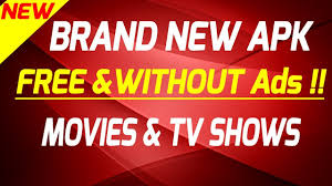 tv shows apk brand new apk to tv shows without ads