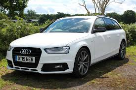 audi a4 2015 used 2015 audi a4 avant tfsi s line black edition plus for sale in