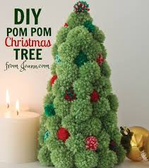 looking for some festive decor create your own diy pom pom