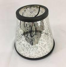 Pottery Barn Chandelier Shades Mercury Glass Chandelier Shades Roselawnlutheran