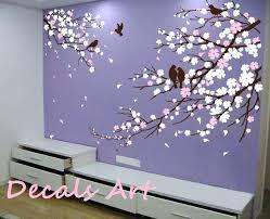 Purple Wall Decals For Nursery Zebragarden Me