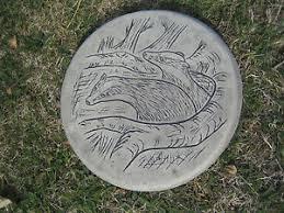 badger 9 diameter stepping garden ornament ebay