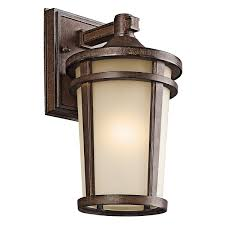 Outdoor Porch Ceiling Light Fixtures by Kichler 49071bst One Light Outdoor Wall Mount Wall Porch Lights