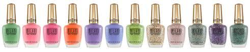 milani cosmetics 2014 gold label nail polish www beingmelody com