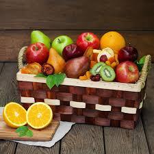 new years basket premium fruit basket