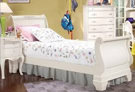 Toddler Sleigh Bed White Twin Sleigh Bed For Kids Charming White Twin Sleigh Bed