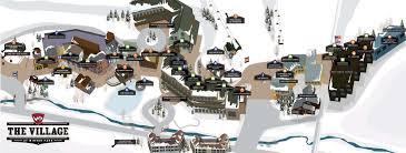 Vail Village Map Winter Park Village Map