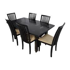Second Hand Kitchen Table And Chairs by 90 Off Skovby Skovby Sm 24 Dining Table With Butterfly