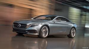 mercedes benz s class coupe concept 2013 front hd wallpaper