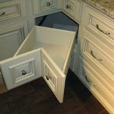 Kitchen Cabinet Lazy Susan Better Alternative To The Typical Lazy Susan Use Of This Sort Of