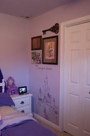 Disney Castle Wall Mural Disney Princess Wall Murals Rapunzel Room Bedroom Accessories