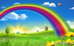 rainbows popular images