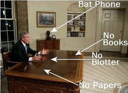 obama at desk obama doesn t work his empty desk proves it us message board