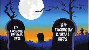 facebook halloween background facebook gives up on gifts recode