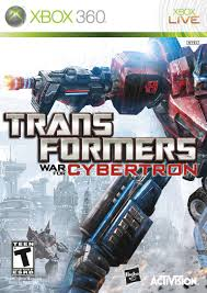 transformers war for cybertron xbox 360 classic game room