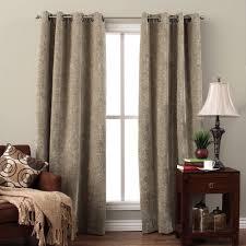 thick velvet curtains