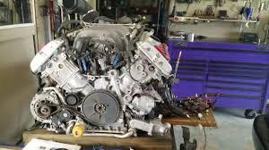 lexus v8 aircraft engine audi 4 2 swap into 91 mr2 youtube