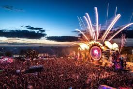 edc china draw attention to the festival itself