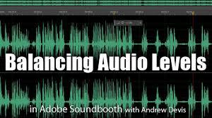 tutorial editing video di adobe premiere balancing audio levels for multiple clips adobe premiere pro tutorial