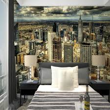 3d Wallpaper Interior Mural New York Large Mural Tv Background Wall 3d Wallpaper