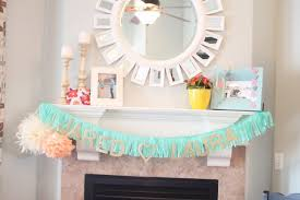 bridal shower banner phrases glitter fringe banner dear lizzy