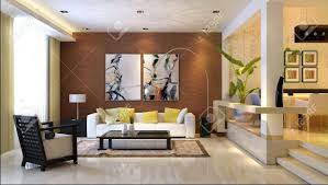 modern interior 3d render living room stock photo picture and