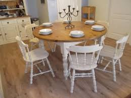 round country dining table kitchen country kitchen table sets farmhouse style round and