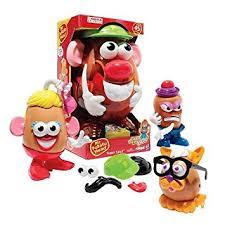 Potato Head Kit Toy Story Amazon Playskool Potato Head Super Spud Toys U0026 Games